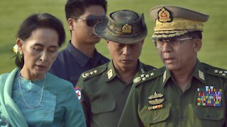 Myanmar Leader Detained In Military Coup