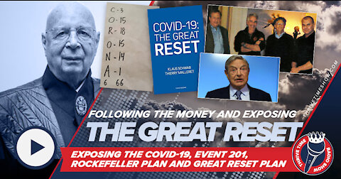 """SHOCKING DOCUMENTARY!!! Following the Money & Exposing and Explaining """"The Great Reset"""""""