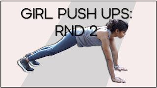 Push Up Strength Builder Rnd 2