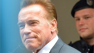 Arnold Schwarzenegger Makes Rap Debut