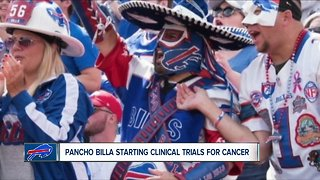Bills superfan to ramp up fight against cancer