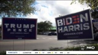 Candidates push for black voters