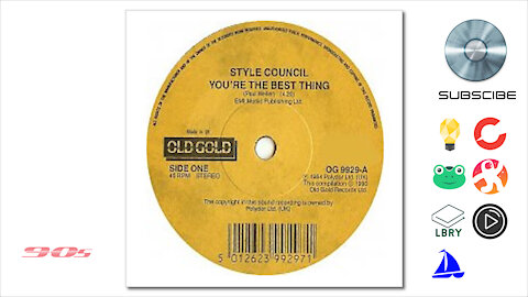 Style Council - You're The Best Thing (1990)
