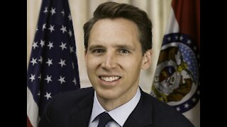 Josh Hawley: Youngest U.S. Senator is ONLY one to Object to Electorals!