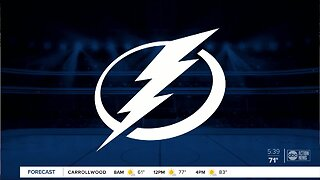 Yanni Gourde lifts Tampa Bay Lightning over Pittsburgh Penguins in overtime for 8th straight win