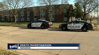 Death investigation underway in Kenosha