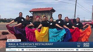 We're Open, Arizona: Raul & Theresa's Restaurant isn't going anywhere