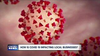 How is coronavirus impacting Western New York business?
