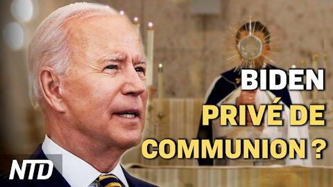 USA : les politiciens pro-avortement privés d'Eucharistie ? Iran : une élection jouée d'avance?