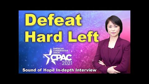 Build a Nation within Nation to Defeat Hard Left (CPAC Interview 9)
