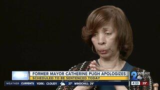 Former Mayor Catherine Pugh apologizes