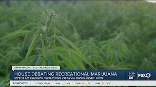 New bill aims to legalize Marijuana in Florida