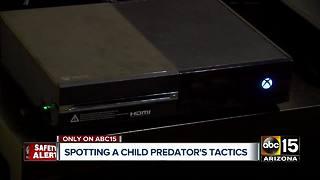 Mesa detective teaching parents preventative action against online predators