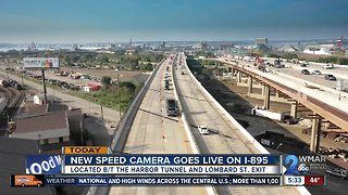 Two year construction project to begin for I-895 in Baltimore