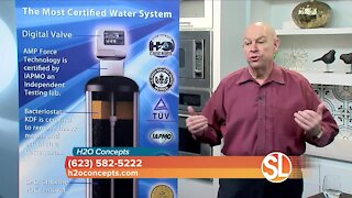 H2O Concepts: Fix all your bad water problems with just one system