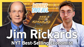 Jim Rickards on China, The New Great Depression, Bitcoin, Gold, New Global Reserve Currencies