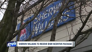 Cuyahoga County offering $14 million to build Sherwin-Williams HQ, R&D facility