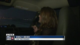 On the roads in Outagamie County
