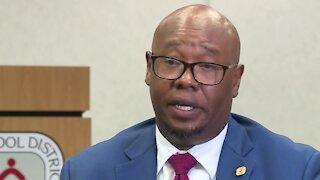Palm Beach County superintendent talks face masks