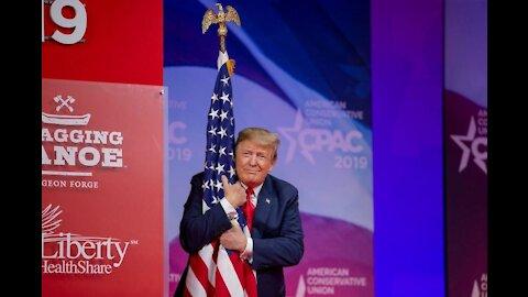 Donald Trump's 2021 CPAC Speech