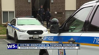 Police identify two men killed Friday in Baltimore County