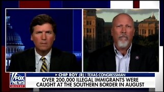 Rep Chip Roy: Dems in Washington Are Sick And Twisted, Destroying The Country