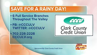 Create a Rainy Day Fund