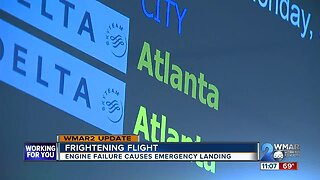 Frightening Flight: Engine failure causes emergency landing