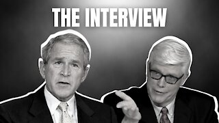 President George W. Bush on The Interview with Hugh Hewitt Podcast