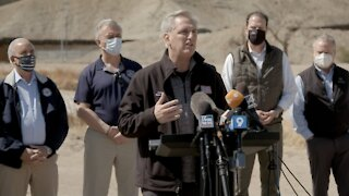 Republican Lawmakers Tour Border Facility Holding Migrant Children