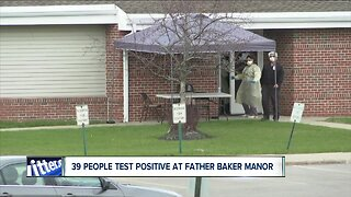 Patients, residents at Father Baker Manor test positive for COVID-19