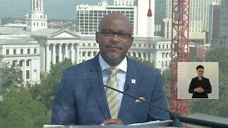 Denver Mayor Michael Hancock delivers State of the City address