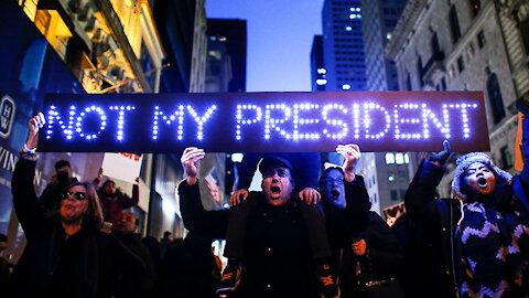 """Mark Issler Will Not Call Biden """"President"""""""