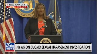 NY AG: Gov Cuomo 'Sexually Harassed Multiple Women'