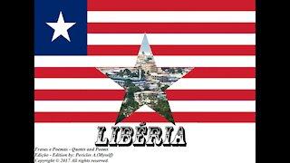 Bandeiras e fotos dos países do mundo: Libéria [Frases e Poemas]