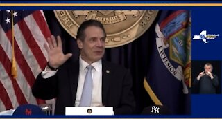 Cuomo Says He's A Mets AND Yankees Fan