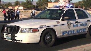 North Las Vegas police investigate fatal hit-and-run crash at bus stop