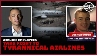 Airline Employees Take Flight to Tyrannical Airlines