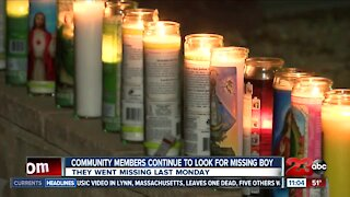 Cal City Community continues search for missing boys
