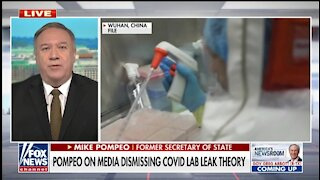 'Come On, Bring It': Pompeo Calls Out China to Release Evidence Disproving Wuhan Lab Leak Theory