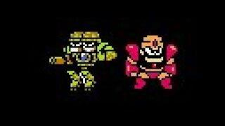 CoopMan and GutsMan - Mega Man Doom mod (Part 7)