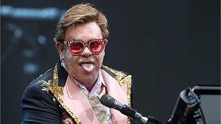 Elton John Apologizes For Cutting New Zealand Concert Short