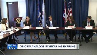 Expiring illegal drug regulation has law enforcement concerned