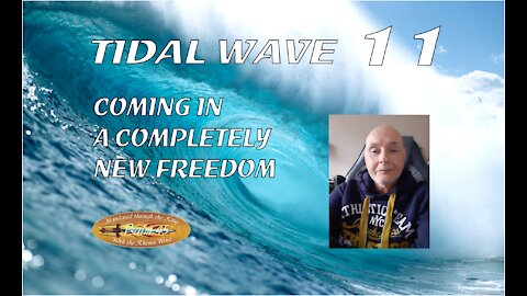 Tidal Wave 11 - End of the Tidal Wave series