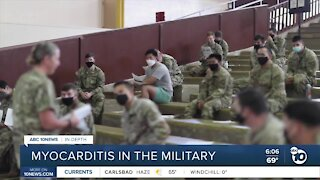 In-Depth: Myocarditis cases among vaccinated military members
