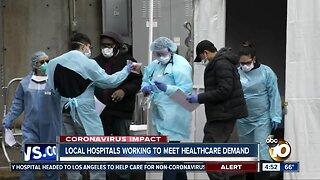 Local providers working to meet healthcare demands