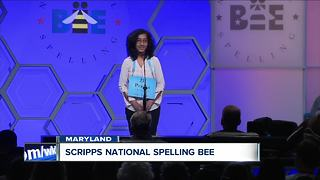 Round three heats up at Scripps National Spelling Bee