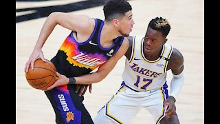 Los Angeles Lakers vs Phoenix Suns GAME 2 Highlights 1st Qtr   2021 NBA Playoffs
