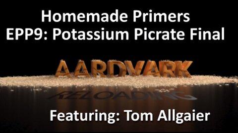 Homemade Primers - EPP 9 - Potassium Picrate Final