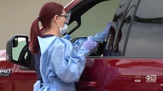 Arizona sees spike in coronavirus cases